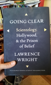 Going Clear, by Lawrence Wright