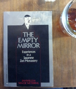 "The book ""The Empty Mirror."""